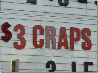 $3 craps